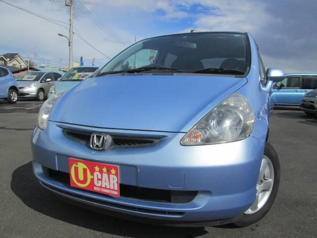 ホンダ フィット 1.5T ワンオーナ HIDライト ETC (車...