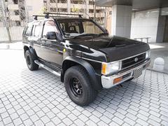 テラノV6−3000 ワイドR3M スポーツレカロ
