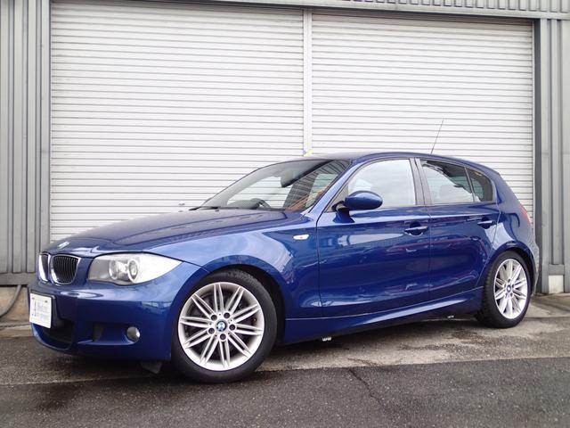 BMW 1シリーズ 130i Mスポーツ 6速マニュアル ワンオー...