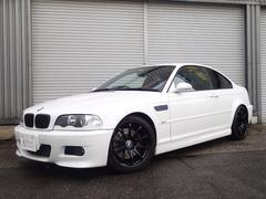 BMWM3クーペ6速MT 車高調右ハン HDDナビフルセグTV