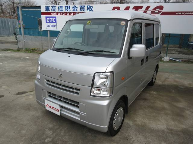 grade differences of suzuki every mini van general automotive rh autolanka com 2017 Suzuki Every Van Suzuki Every Mini Van