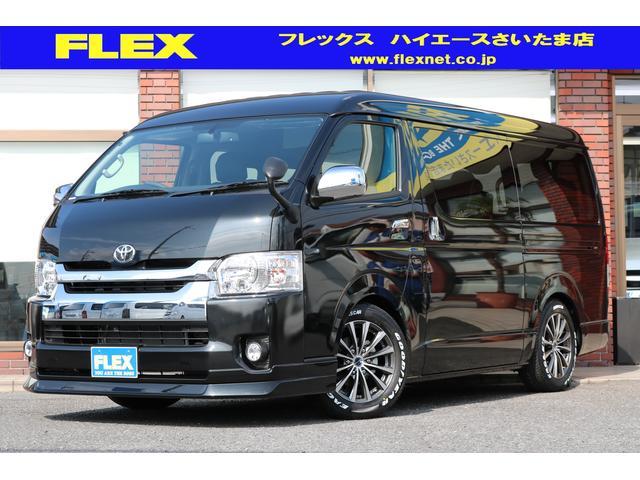 トヨタ GL FLEXオリジナルアレンジCT ベッドキット