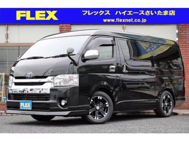 トヨタ GL 4型 新品 WALD17インチアルミホイール