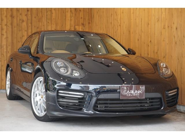 Photo Of PORSCHE PANAMERA GTS Used
