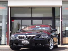 BMW650iカブリオレ 左H アイボリー革 HDDナビ PDC