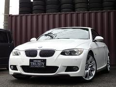 BMW335i カブリオレ MスポーツPKG ディーラー下取車