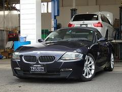 BMW Z4ロードスター2.5i後期型 アイボリー革 社外ナビ キセノン
