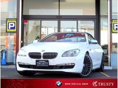 BMW640iカブリオレ プラスPKG ディーラー下取 1オーナー