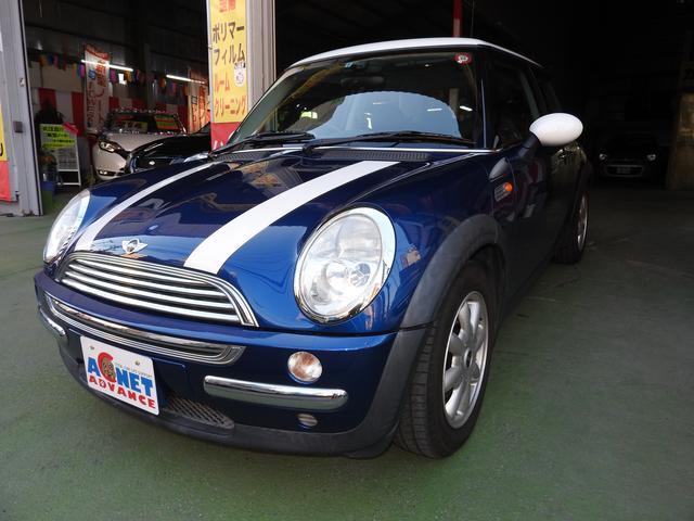 MINI MINI ワン ツートンカラー ETC付 (車検整備付)