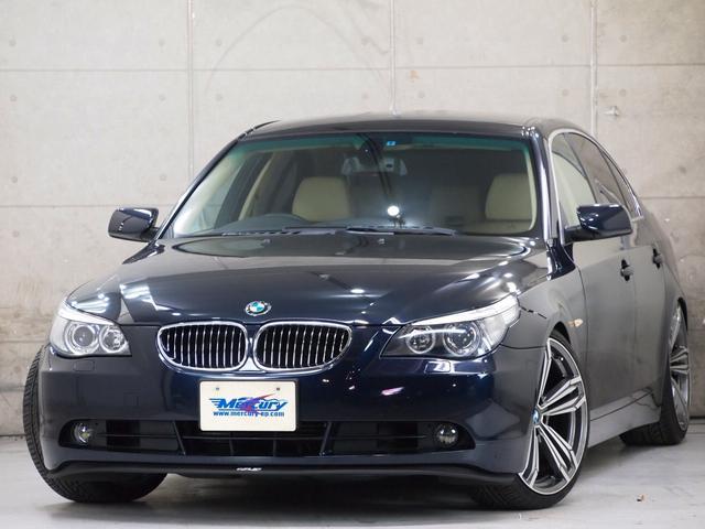 BMW BMW 525iハイラインPKG 全長式車高調 フォグLED 禁煙車