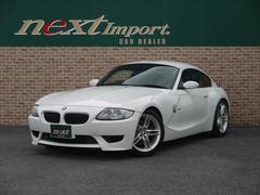 BMW Z4Mクーペ 6速マニュアル 黒革シート 車高調 HDDナビ