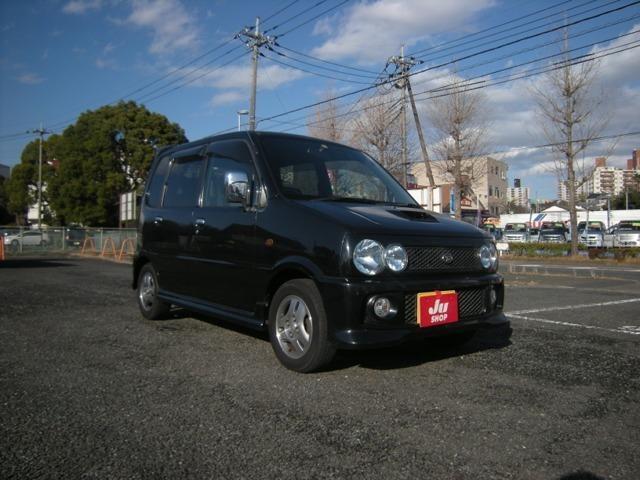 4WDターボ 禁煙車で車内とてもキレイです。当社HPもご覧下さいhttp//www.yokohama−auto.jp