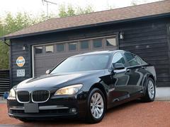 BMW740i コンフォートプラス 黒皮 SR 1オーナー 記録簿