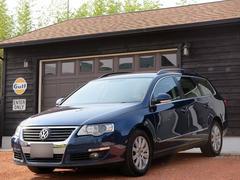 VW パサートヴァリアント2.0 プッシュスタート Pシート キーレス HID