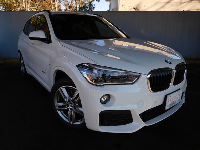 BMW X1 sDrive 18i Mスポーツ HDDナビ バック...