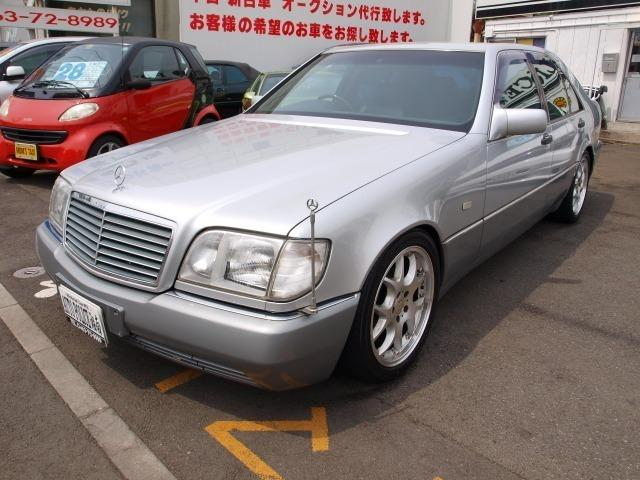 Photo of MERCEDES_BENZ S-CLASS S280 / used MERCEDES_BENZ