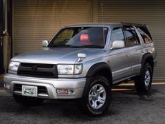 ハイラックスサーフSSR−X 4WD AT ガソリン CD ETC キーレス