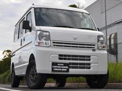 エブリイGAオリジナルオフロードPKG30mmアップ新車コンプリート