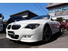 BMW650iカブリオレ 左H ハーマンバンパー  Mホイール