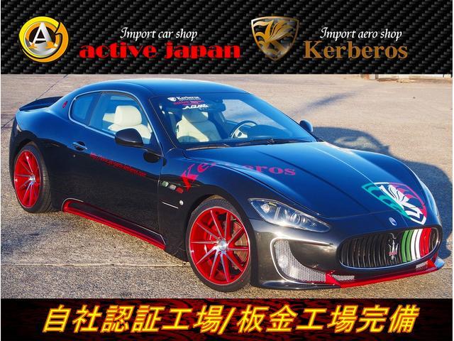 KerberosMCストラダーレ オートサロン2018デモ車