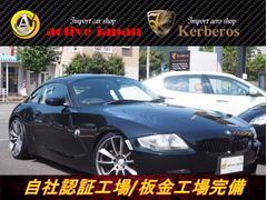 BMW Z4クーペ3.0si KW車高調整KIT MKスポーツ19AW