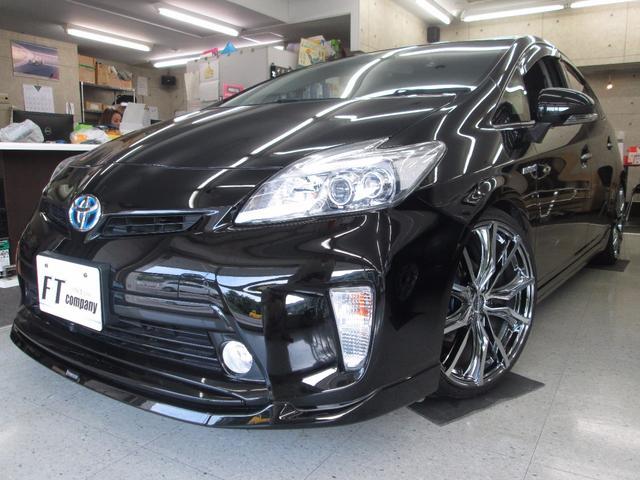 トヨタ S 19AW TEIN車高調 LEDヘッドライト アルパイン