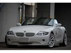 BMW Z42.2i 黒革 社外ナビ電動オープン 社外ヘッドライト
