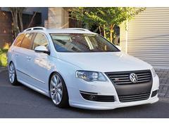VW パサートヴァリアントプライムエディション KW車高調 メルセデスベンツ純正アルミ