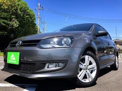 VW ポロアクティブ2 ブルーモーションテクノロジー・純正ナビ・地デジ