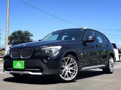 BMW X1sDrive 18i 19インチアルミ HID ETC