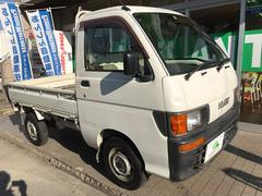 ハイゼットトラックベースグレード 三方開 MT 4WD