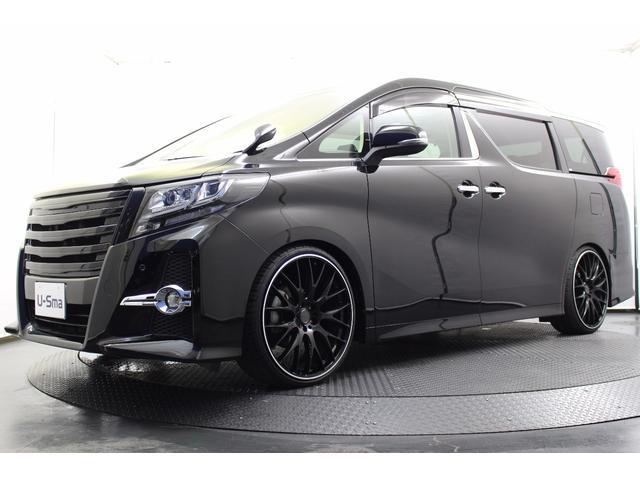 トヨタ 2.5S Cパッケージ 本革シート 車高調 22AW SR