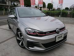 VW ゴルフGTIGTI ワンオーナー DCC