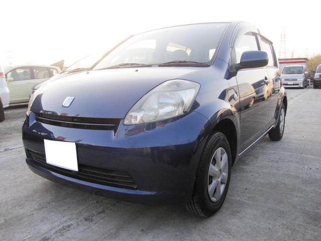 トヨタ X Fパッケージ 禁煙車 スマートキー Mナビ TV