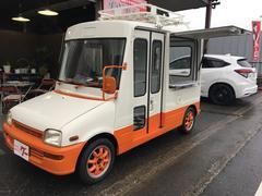 ミラウォークスルーバン移動販売車 2層シンク蛇口2つ クッションフロア 新品タイヤ