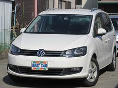 VW シャランTSI コンフォートライン ナビTV Bカメラ ETC