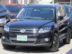 VW ティグアンスポーツ&スタイル 4WD 本革 ナビTV Bカメラ ETC