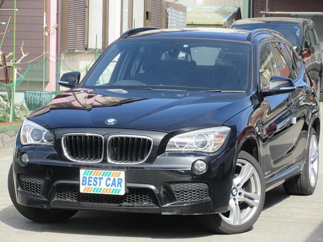 BMW X1 sDrive 18i Mスポーツ 純正ナビ ナビ連動...