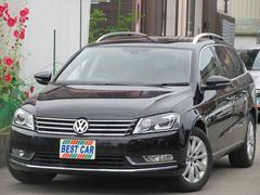 VW パサートヴァリアントTSIコンフォートL BMT 純正ナビTV ETC キセノン