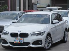 BMW118i Mスポーツ 純正ナビ Bカメラ コンフォートPKG
