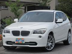 BMW X1sDrive 18i ナビTV Bカメラ ETC アルミ