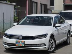 VW パサートTSIコンフォート 現行モデル セーフティP 純正ナビTV