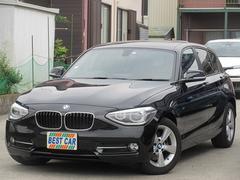 BMW116iスポーツ 純正ナビ Bカメラ ETC 純正アルミ