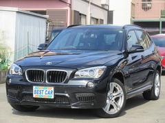BMW X118i Mスポーツ 純正ナビ Bカメラ ETC 純正アルミ