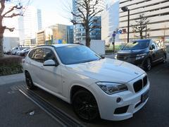 BMW X1sDrive18i Mスポーツ 禁煙車 1オーナー 新車保証