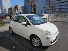 フィアット 5001.2 ポップ 正規ディーラー下取車 禁煙車 新車保証継承