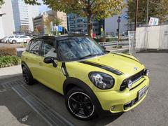 MINIクーパーSD クロスオーバー サンライト限定車 新車保証継承