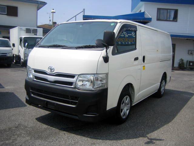 トヨタ 冷蔵冷凍車 中温冷凍車 -7度設定冷凍車