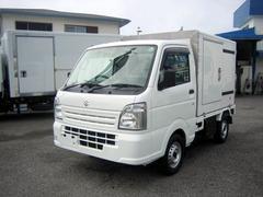 キャリイトラック冷蔵冷凍車 低温冷凍車 −20度設定冷凍車