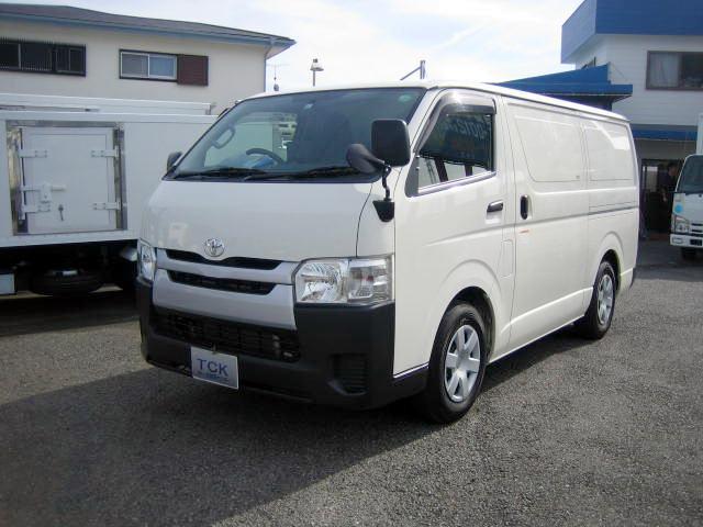 トヨタ 冷蔵冷凍車 低温冷凍車 -22度設定冷凍車
